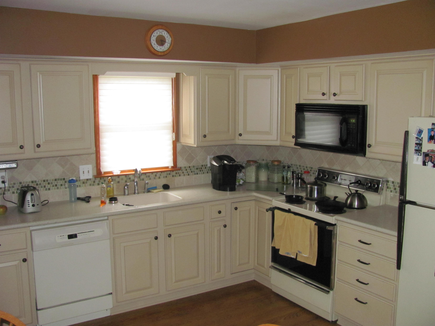 by keeping the solid frames of the old cabinets and refacing the end result is a high quality kitchen that saves you thousands over the cost of new - Kitchen Cabinets Frames