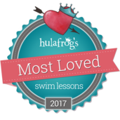 2017 hulafrog - Most Loved Swim Lessons