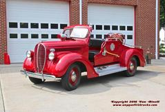 Mount Sinai (Long Island, NY) FD 1938 Ford antique engine
