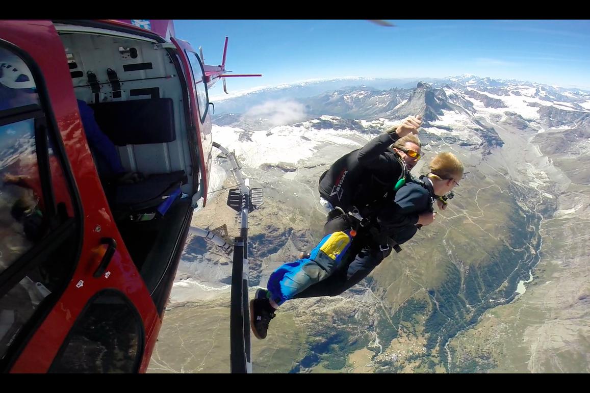 zermatt skydiving