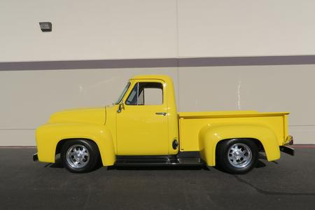 1955 Ford F100 Pickup Truck for sale at Motor Car Company in San Diego California, Hot Rod for sale San Diego