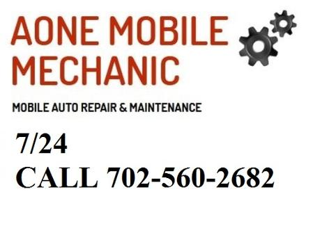 Aone Mobile Mechanics Las Vegas NV | Best mobile auto repair service in Las Vegas NEVADA