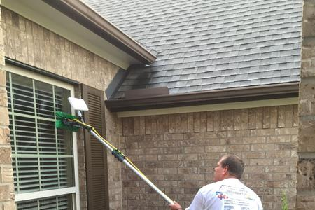 window cleaning in Houston Texas
