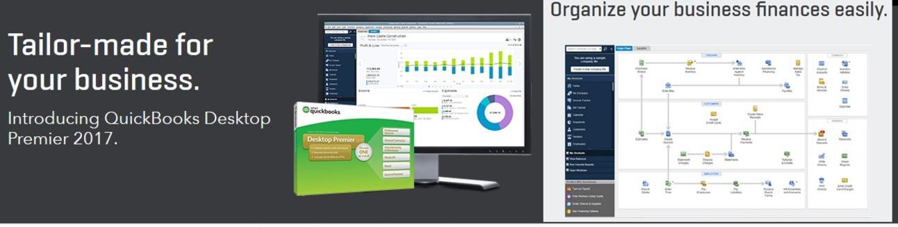 quickbooks nonprofit desktop