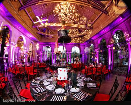 Coral Gables Country Club Quinceanera Party Quince Country