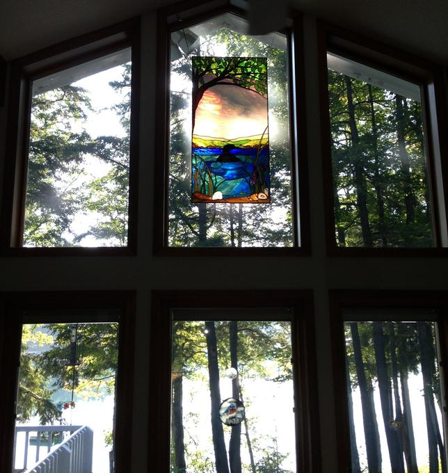 Sabrinas Stained Glass Glass Art New And Repair Stained