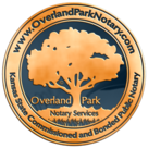 Overland Park Notary Services