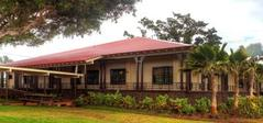 Photo of Kalaheo School Admin Building from School entrance