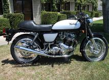 Norton Commando Restoration