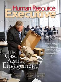 Lynda Cheldelin Fell Human Resource Executive magazine