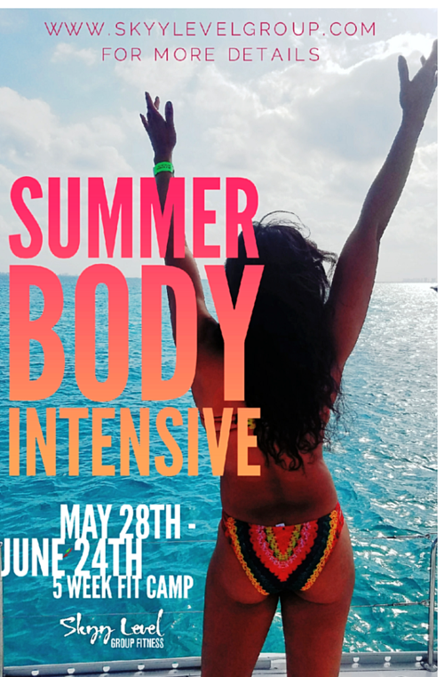 2018 SUMMER BODY INTENSIVE