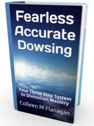 Fearless Accurate Dowsing Book Amazon Link