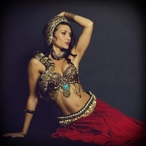 San Diego Belly Dancer