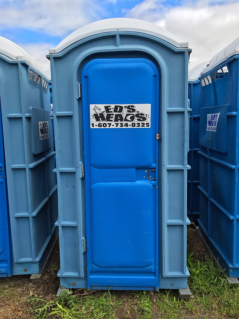 Portable Toilet Rental, Septic Tank Service - Ed\'s Heads Portable ...