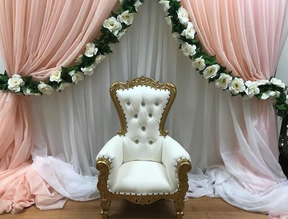 kids throne chairs rental in tri state area new york new jersey