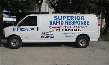 Superior Rapid Response Carpet Cleaning Florida