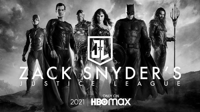 Geekpin Entertainment, Justice League, Snyder Cut, #ReleaseTheSnyderCut, HBO Max, Zack Snyder