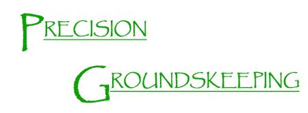 Precision Groundskeeping - Lawn and Landscape Services