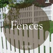 Buena Vista Fences Preston Lancashire