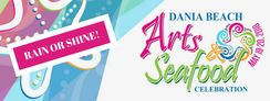 Broward Events; Dania Beach Seafood celebration; festival; live music; family activities; fun