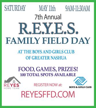 Reyes Family Field Day
