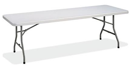NEW BREAK ROOM TABLES