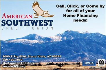 Real Estate Press, Southern Arizona, American Southwest Credit Union