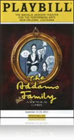 The Addams Family Tour