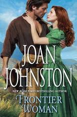 Frontier woman joan johnston western historical romance book