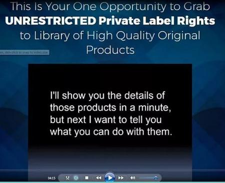 Epic Fire Sale-Unrestricted Private Label Rights to 52 internet marketing products