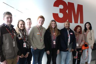 Students at 3M