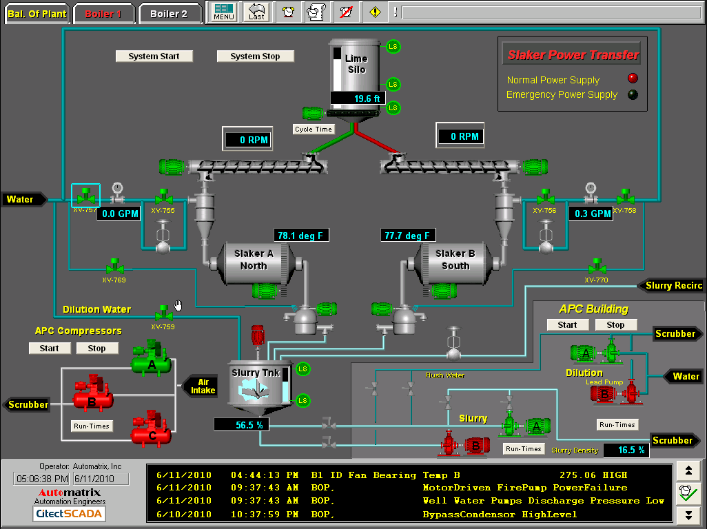 Projects | Automatrix Inc.