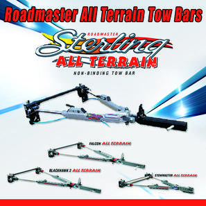 RoadMaster All Terrain Tow Bars