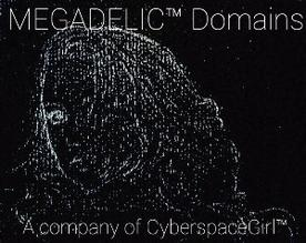 Megadelic Domains by Cyberspace Girl
