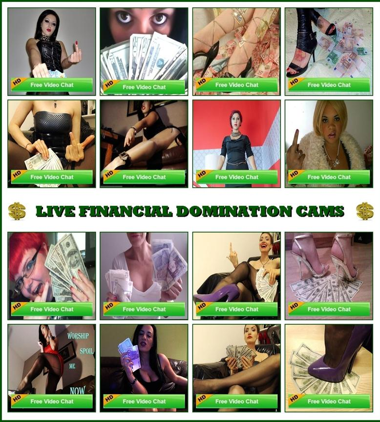 financial domination, findome