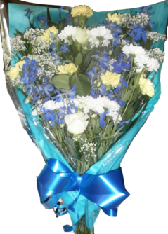 Assorted Funeral Spray | Funerals Arrangements | The Little Flowershop