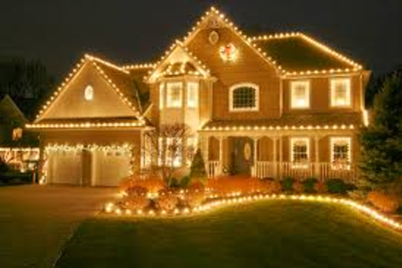 Holiday lighting handyman las vegas