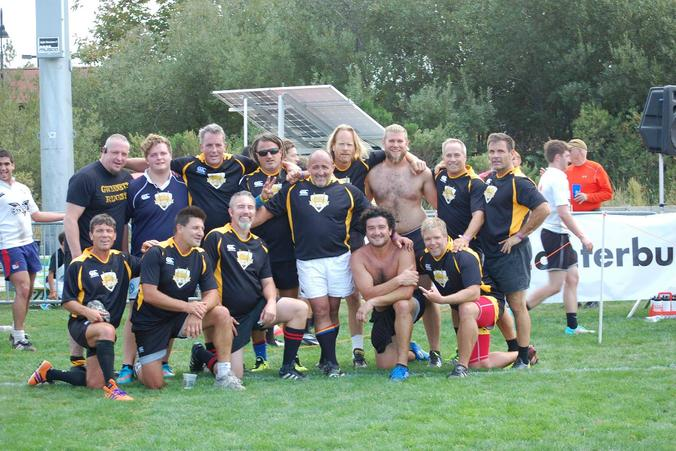 Pismo Beach Fighting Clams Rugby Sevens