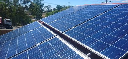 Winaico solar panels in Brisbane