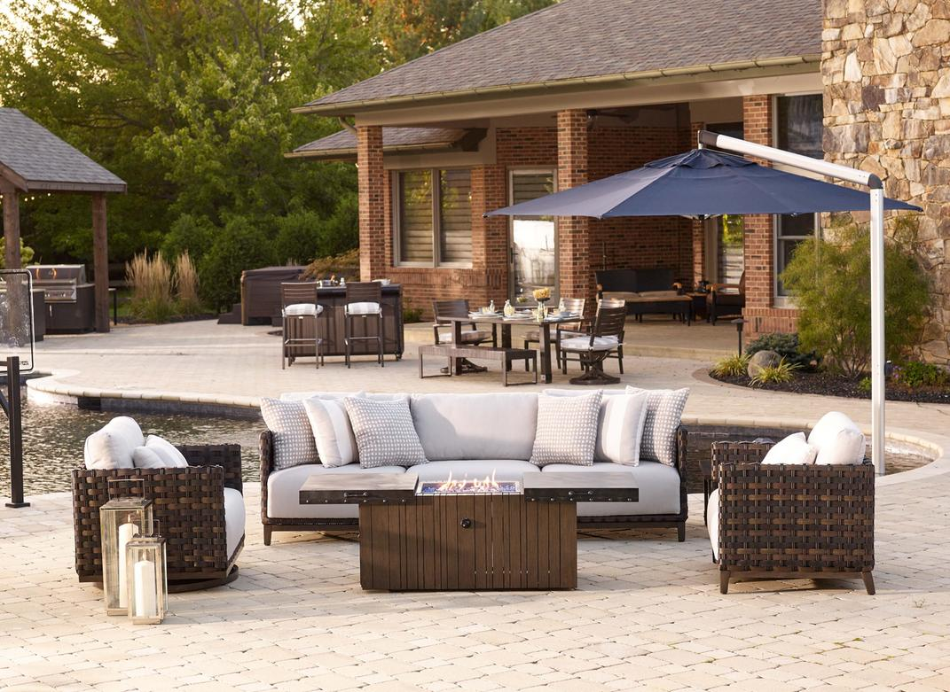 furniture kitchener patio furniture lazboy hot tubs crp dealer napoleon