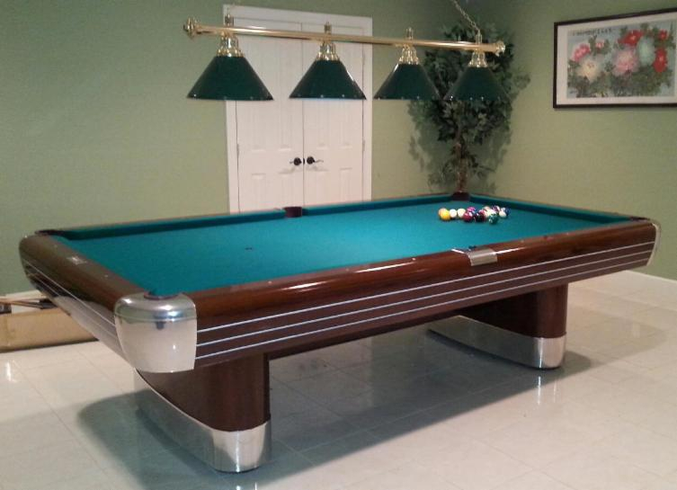 Bergen Pool Tables Rockland Pool Tables Bergen NJ Rockland - Brunswick anniversary pool table for sale