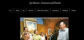 Joe Brown Art - Website
