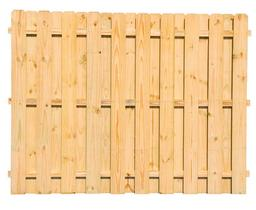 Pressure Treated Pine Example Panel - Pressure Treated Pine Wood Fencing Company In Chicago