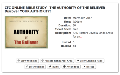 JOIN THE ONLINE BIBLE STUDY