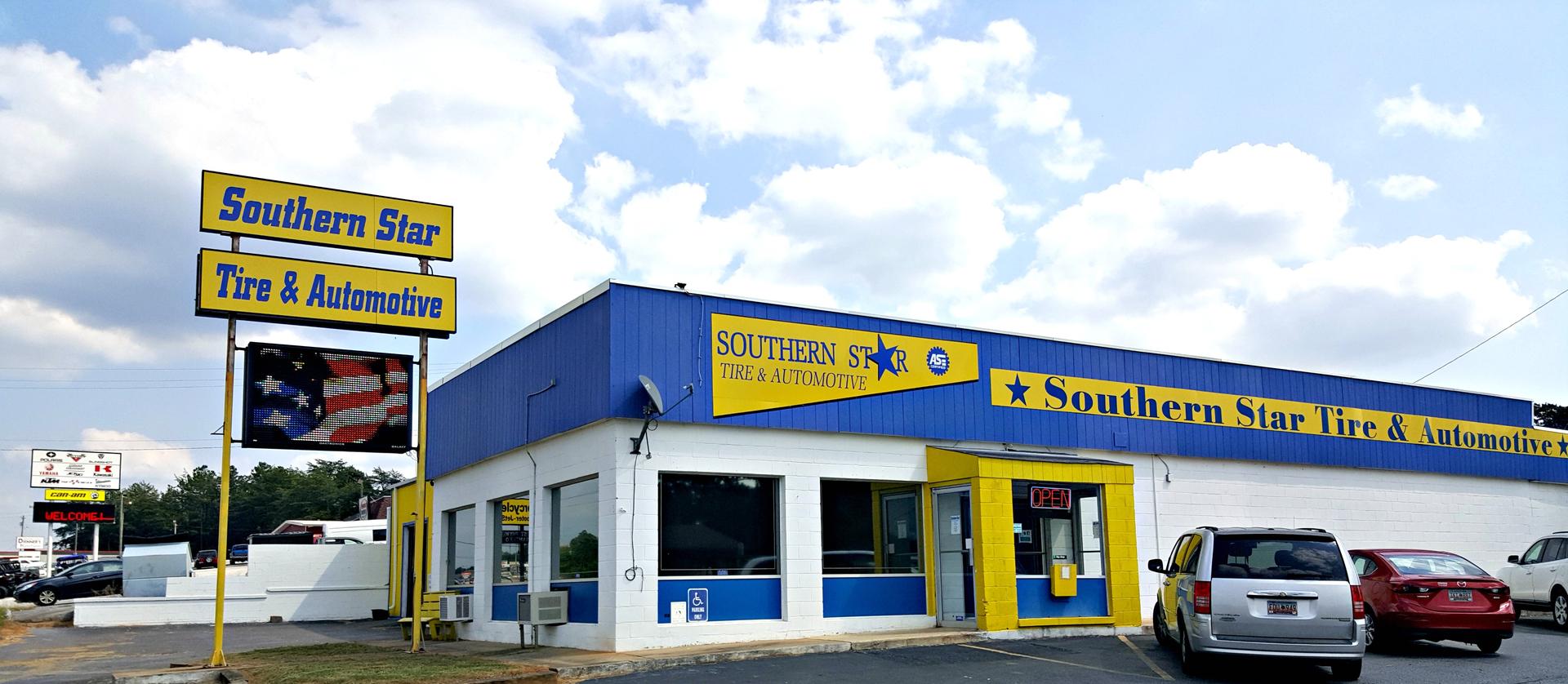 Southern Star Tire Automotive In Seneca Sc