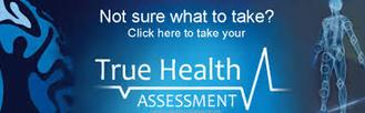 True Health Assessment, Nutrient, advisor, wellness