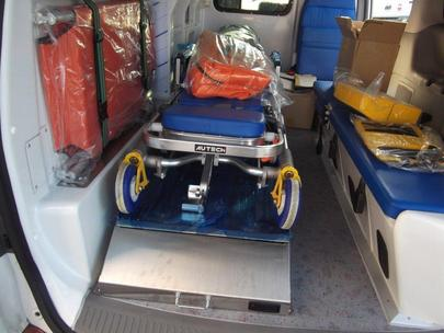 Ambulance Conversion Dubai