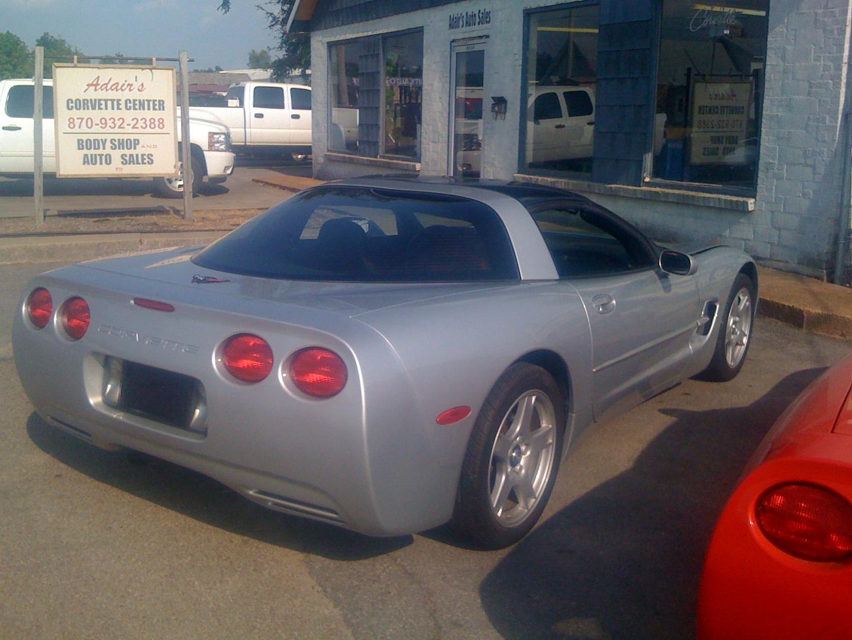 Adair's Corvette Center - Corvette Parts For Sale