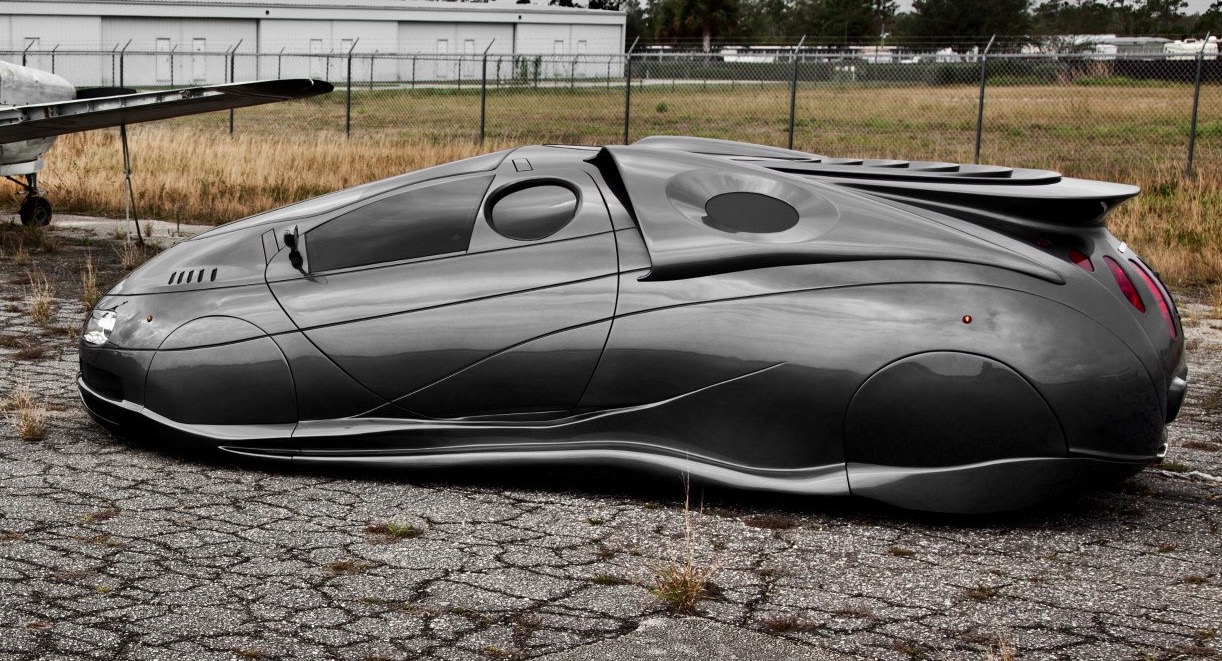 The Car Factory By Mike Vetter - Concept Cars And Custom Built Movie ...