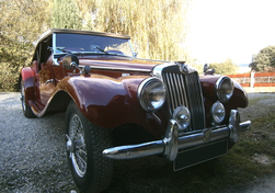 MG TF for sale, classic cars for sale